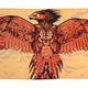 Australia Harry Potter - Fawkes Wing Scarf