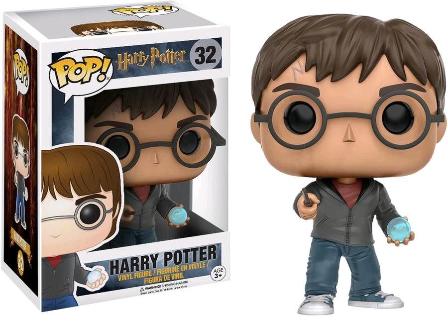 Australia Harry Potter - Harry w/Prophecy Pop!