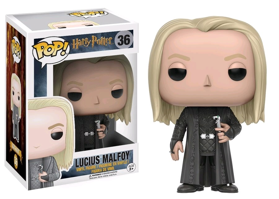 Australia Harry Potter - Lucius Malfoy Pop!