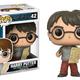 Australia Harry Potter - Harry w/Marauders Map Pop!