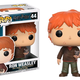 Australia Harry Potter - Ron w/Scabbers Pop!
