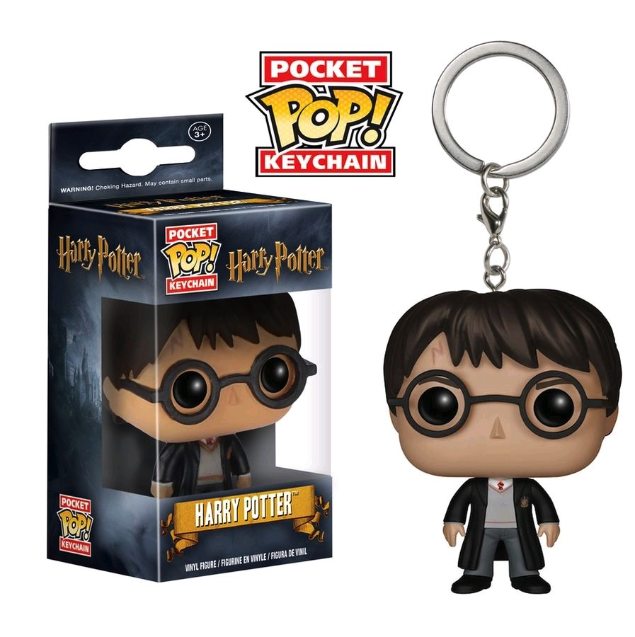 Australia Harry Potter - Harry Pop! Keychain