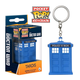 Australia Dr Who - Materialize TARDIS Pop! Keychain