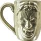 Australia Dr Who - Weeping Angel Moulded Mug