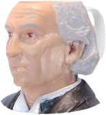 Australia Dr Who -1 st Doctor Toby 3D Mug