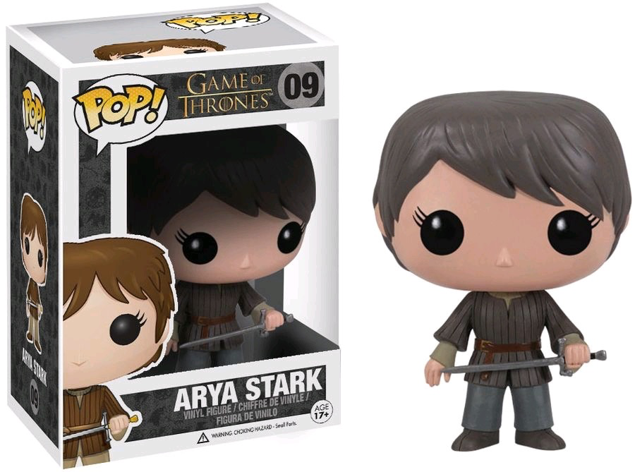 Australia Game of Thrones - Arya Stark Pop!
