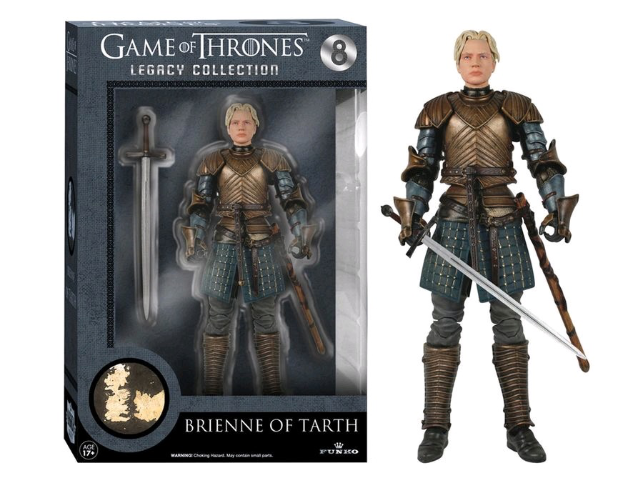Australia Game of Thrones - Brienne of Tarth Legacy Fig