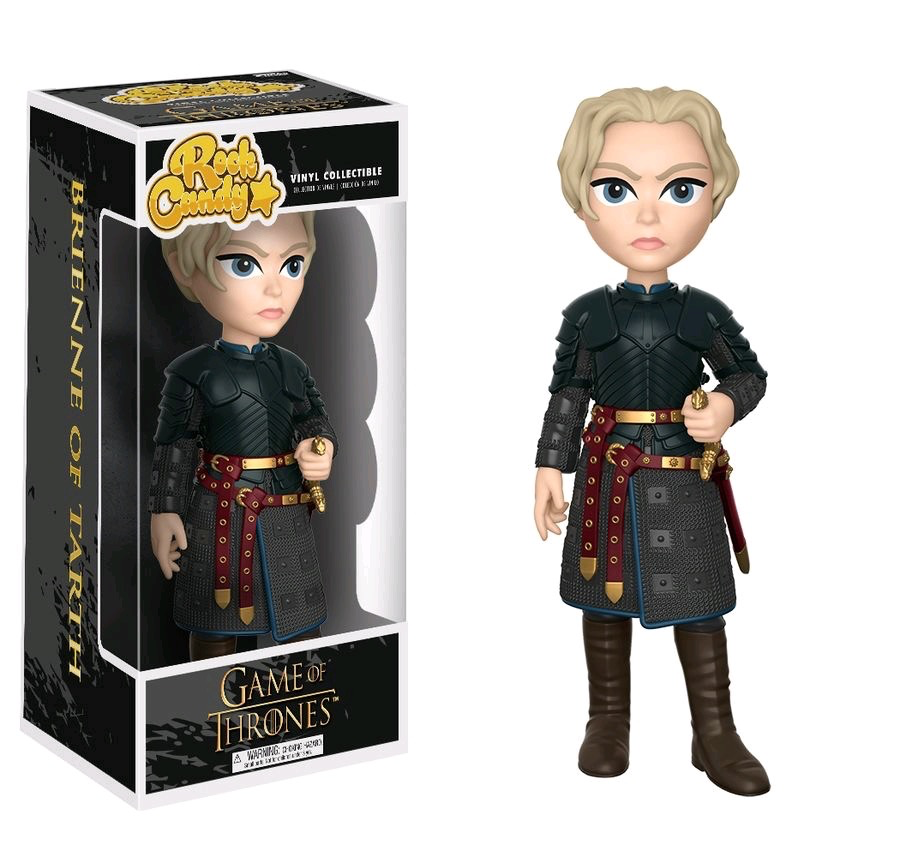 Australia Game of Thrones - Brienne of Tarth Rock Candy