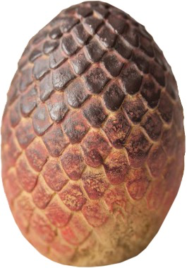 Australia Game of Thrones - Dragon Egg Paperweight Drogon