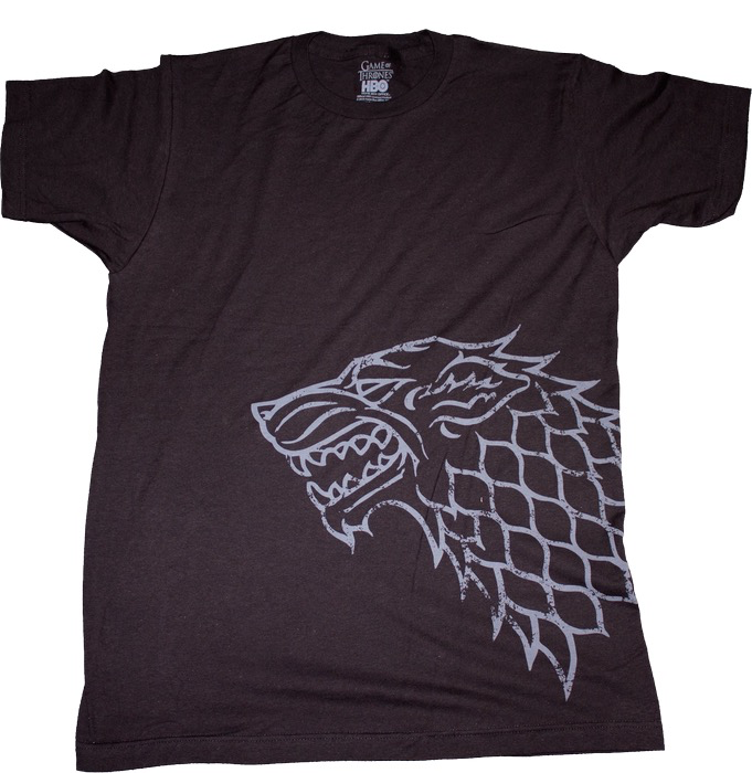 Australia Game of Thrones - Stark Winter Male T-Shirt M