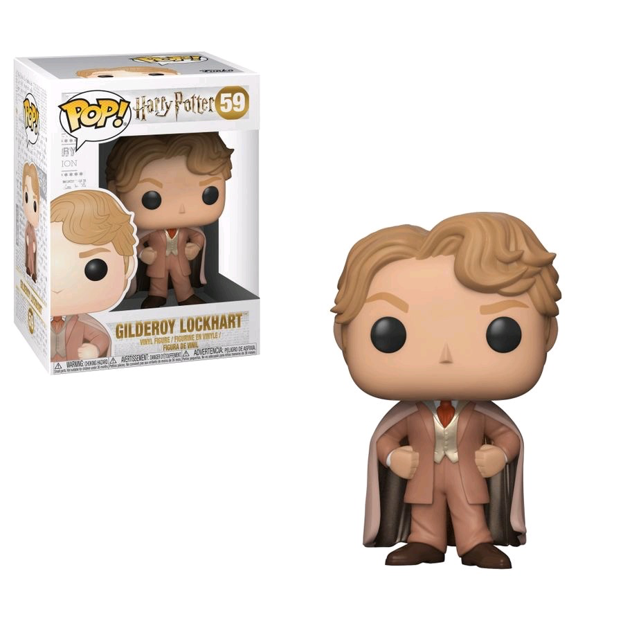 Australia Harry Potter - Gilderoy Lockhart Pop!