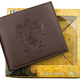 Australia Harry Potter - Gryffindor Embossed Brown Wallet