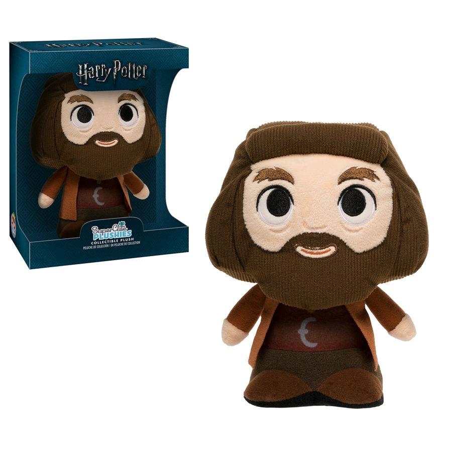Australia Harry Potter - Hagrid SuperCute Plush (Boxed) RS