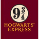 Australia Harry Potter - Platform 9 3/4 A5 Notebook