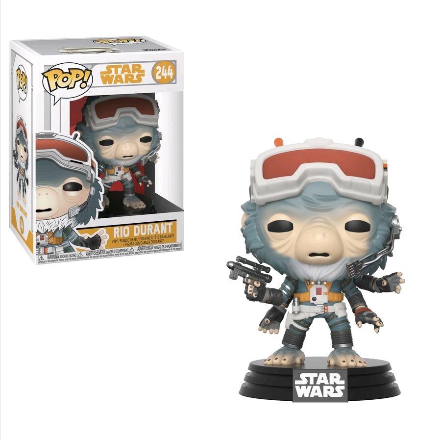Australia Star Wars: Solo - Rio Durant Pop!