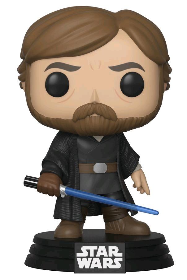 Australia Star Wars - Luke Skywalker Final Battle ep8 Pop!