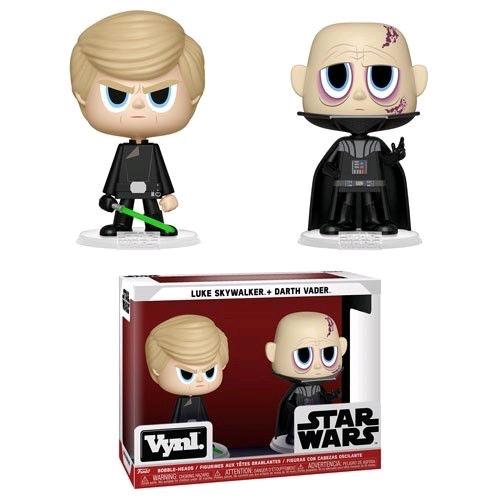 Australia Star Wars - Darth Vader& Luke Skywaiker Vynl.