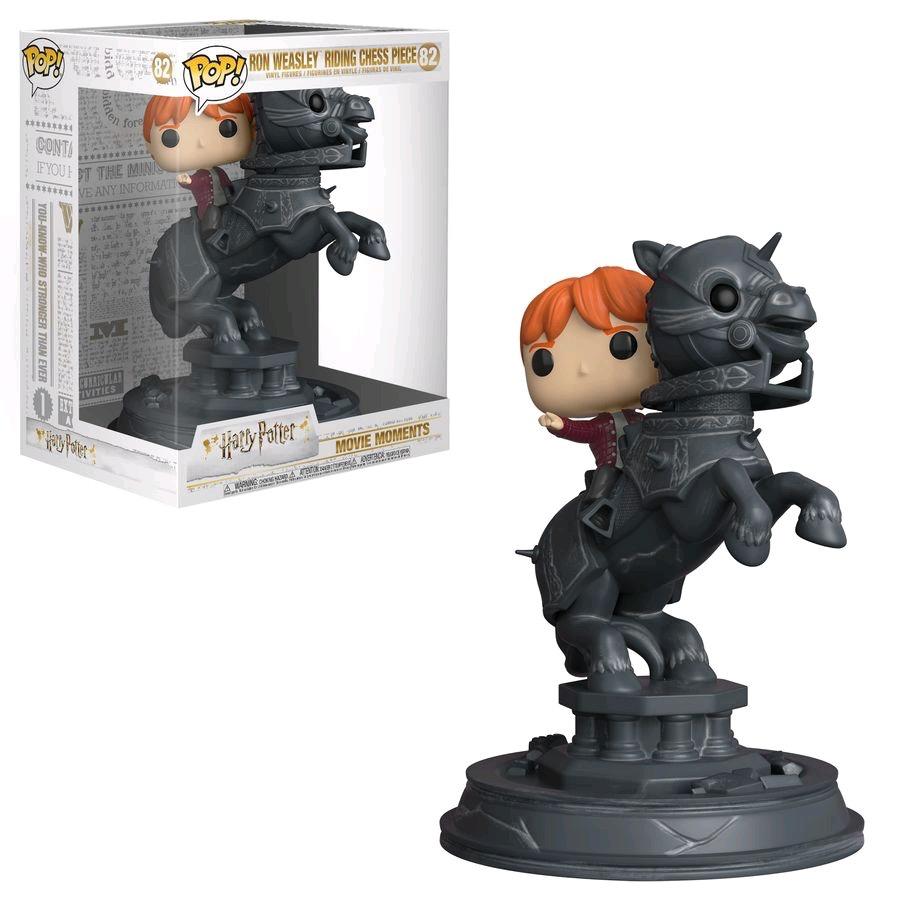 Australia Harry Potter - Ron Chess Knight MM Pop!