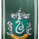 Australia Harry Potter - Slytherin Satin Banner