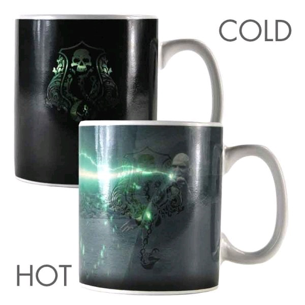 Australia Harry Potter - Voldemort Heat Changing Mug