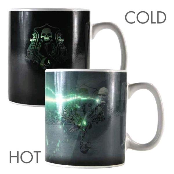 Australia Harry Potter - Voldemort Heat Changing Mug