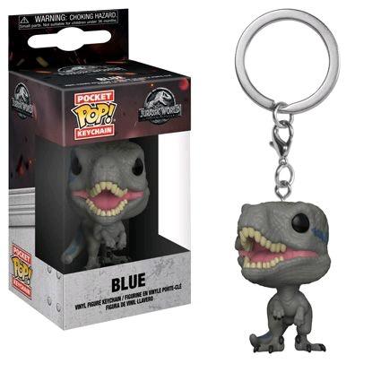 Australia Jurassic World 2 - Blue Pop! Keychain