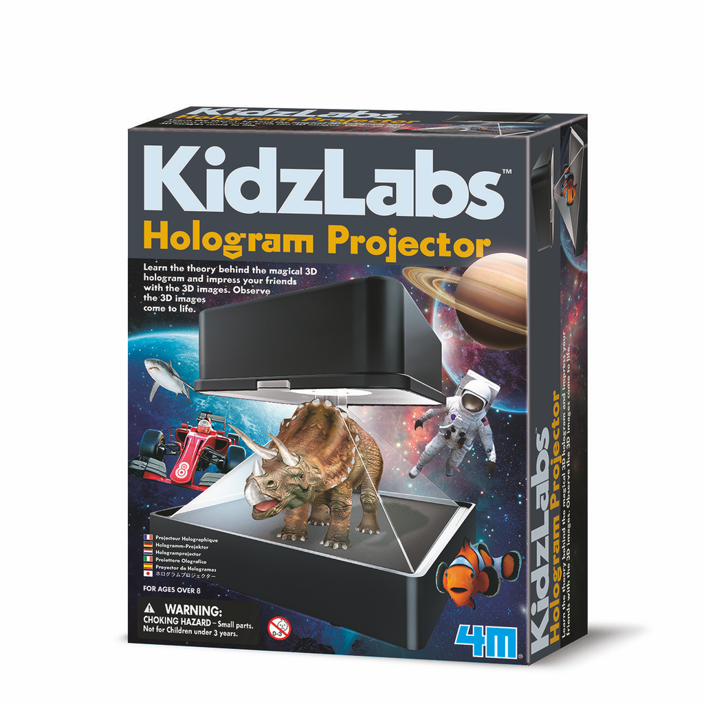 Australia 4M - Hologram Projector