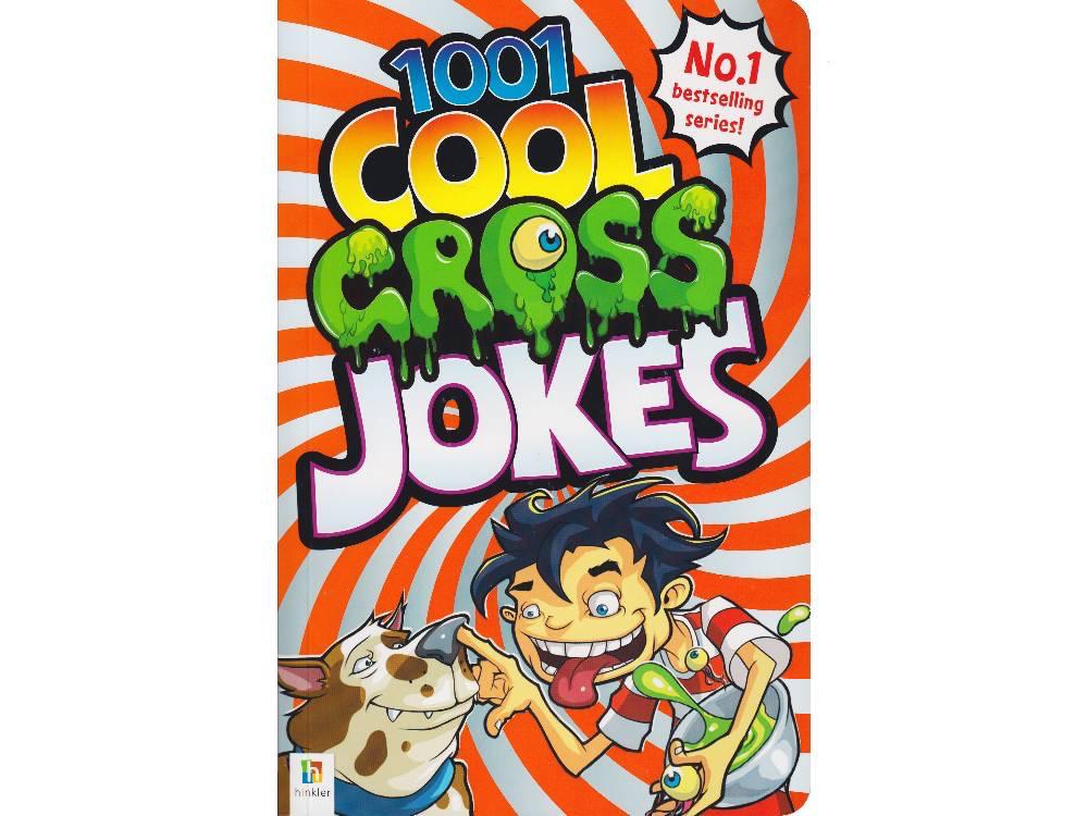 Australia 1001 COOL GROSS JOKES