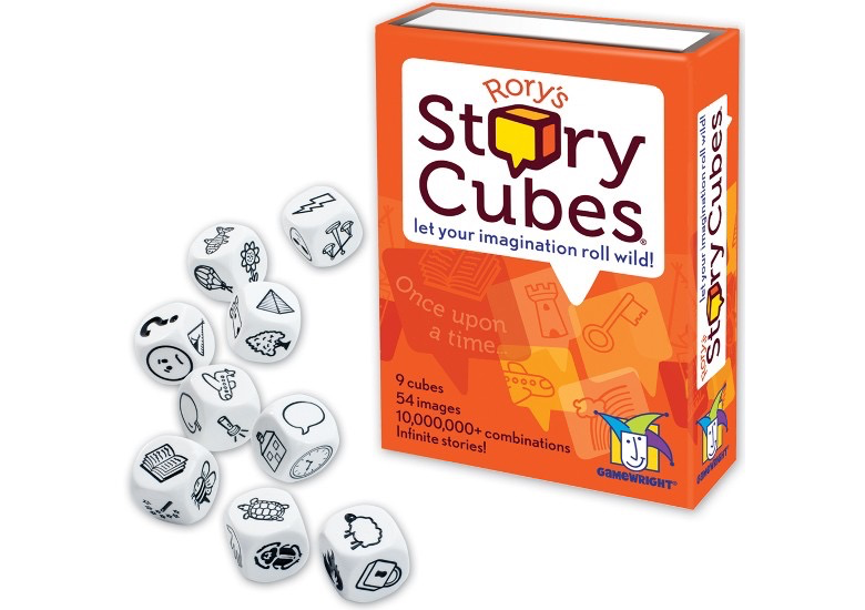 Australia RORY'S STORY CUBES