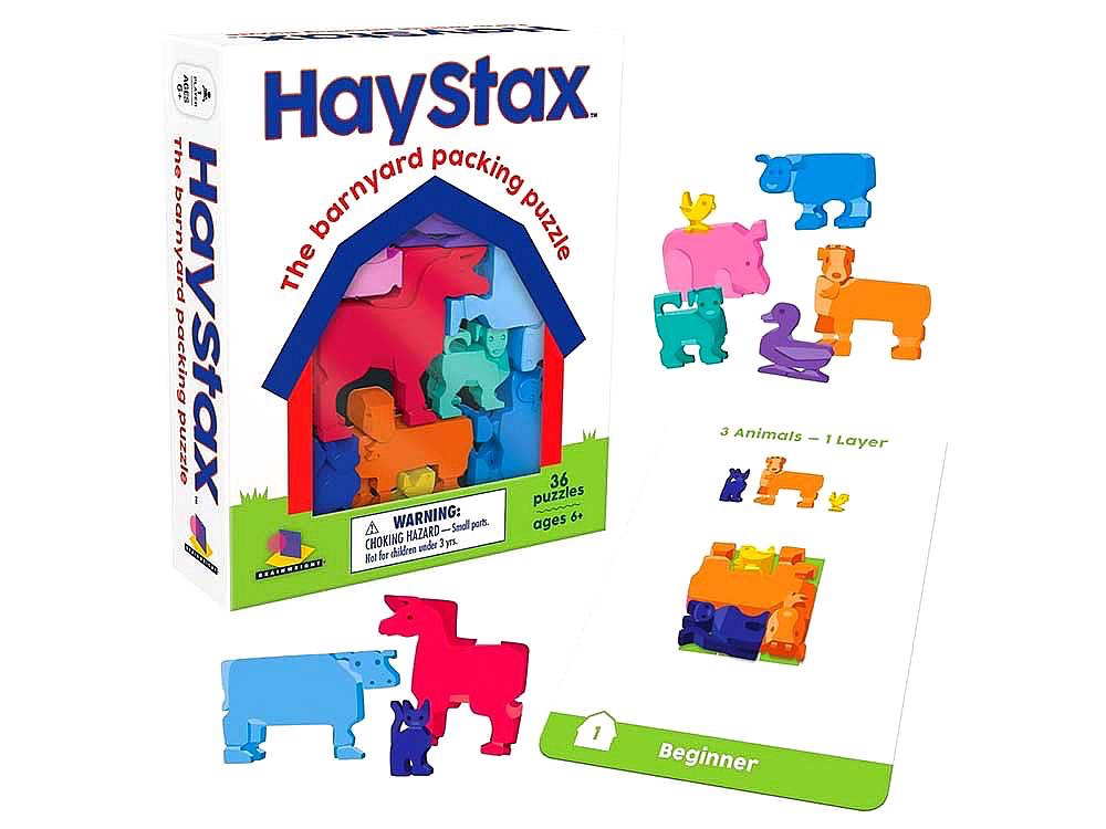 Australia HAYSTAX Barnyard-Packing Puz