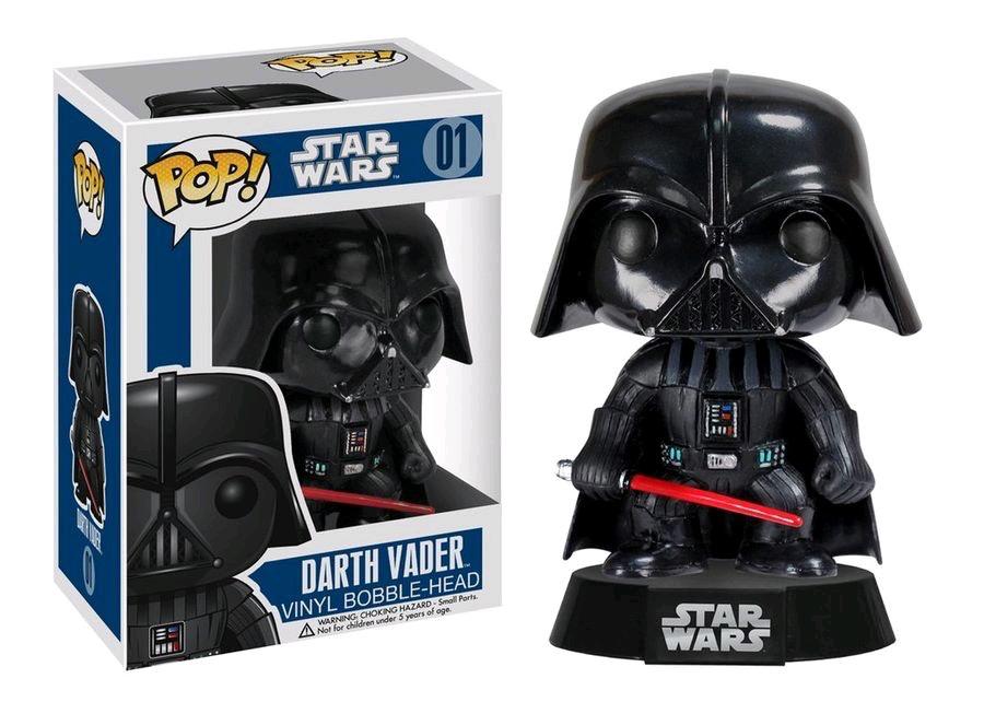 Australia Star Wars - Darth Vader Pop!