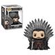 Australia Game of Thrones - Jon Snow Iron Throne Pop! Dlx