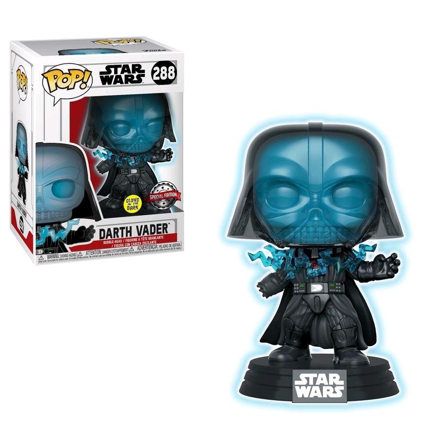 Australia Star Wars - Darth Vader Electrocuted GW Pop! RS