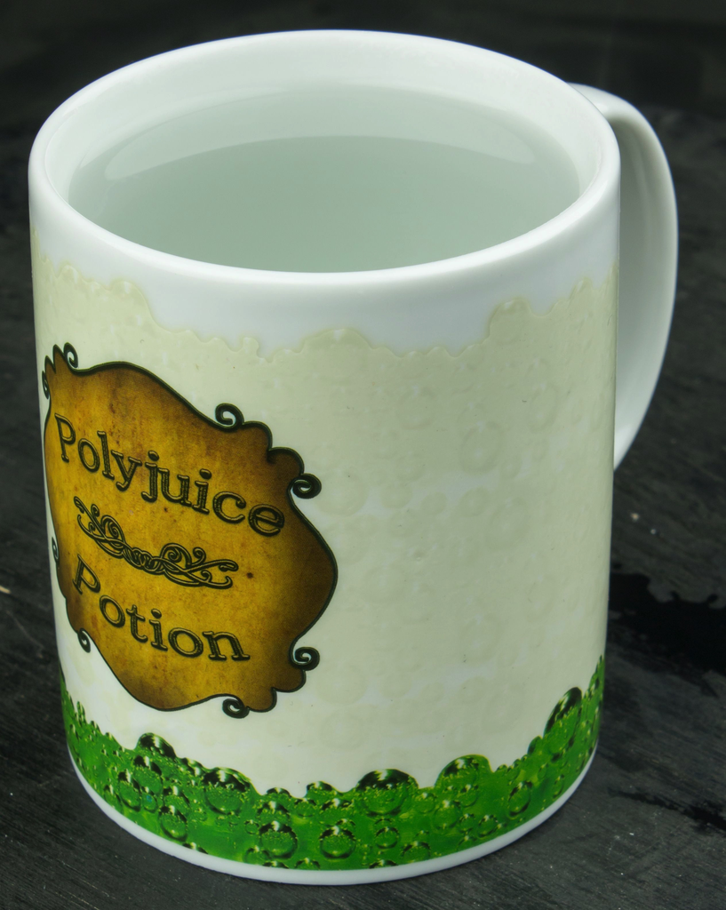 Australia Harry Potter - PolyJuice Potion Heat Changing Mug