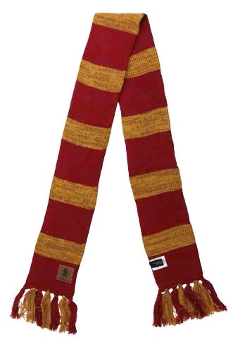 Australia Harry Potter - Gryffindor Heathered Knit Scarf