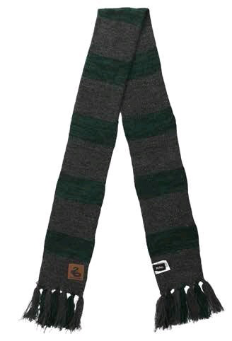 Australia Harry Potter - Slytherin Heathered Knit Scarf