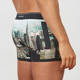 Australia Boxer Brief New York Black S