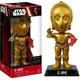 Australia Star Wars - C-3PO Ep 7 Wacky Wobbler