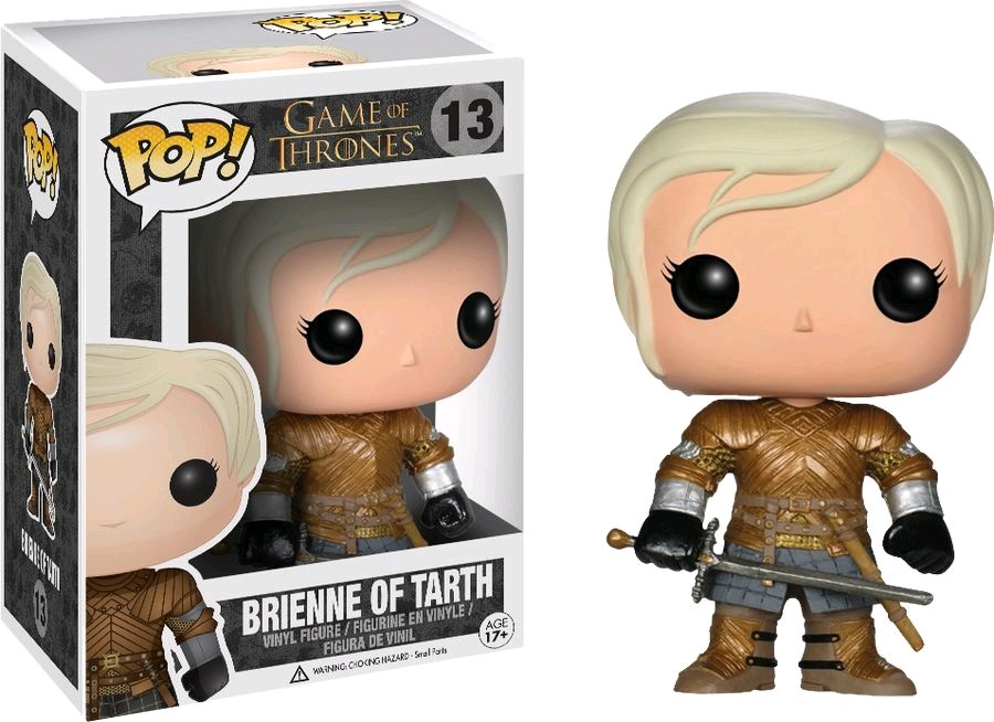 Australia Game of Thrones - Brienne of Tarth Pop!