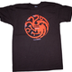 Australia Game of Thrones - Targaryen Male T-Shirt S