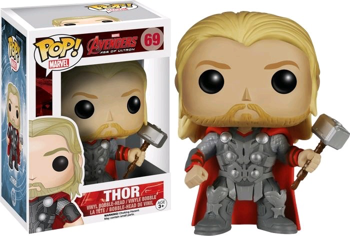 Australia Avengers 2 - Thor Pop!