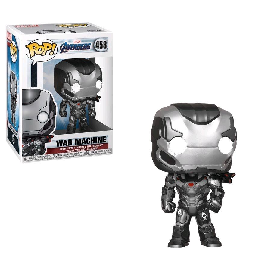 Australia Avengers 4 - War Machine Pop!