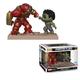 Australia Avengers 2 - Hulk vs Huikbuster MM Pop! NY18 RS