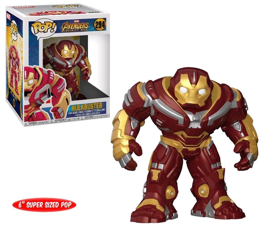 """Australia Avengers 3 - Huikbuster 6"""" Pop!"""