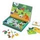 Australia Mleredu Magnetic Toy:Magnetic Art Case -Animal World