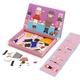 Australia Mleredu Magnetic Toy:Magnetic Art Case -Dress Up