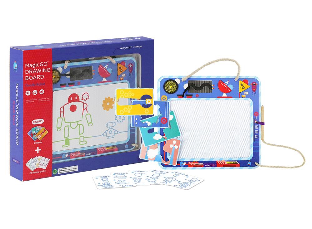 Australia Drawing Board: Magic GO Drawing Board - Doodle Robot
