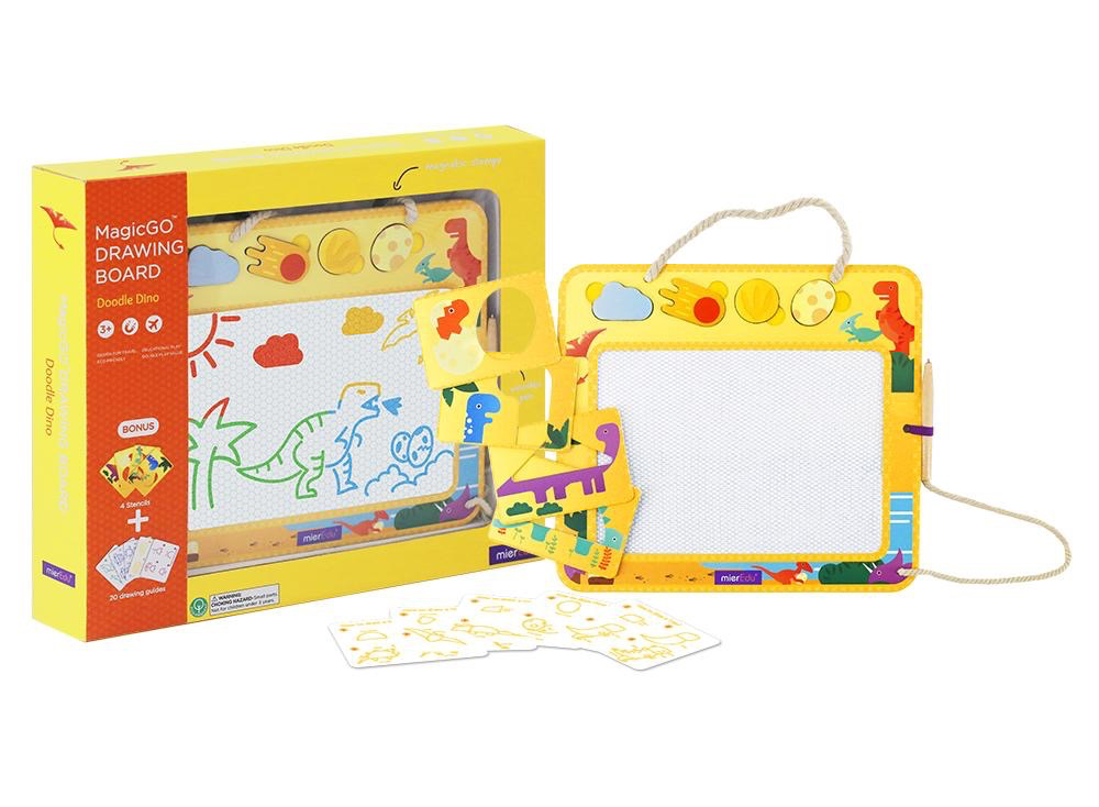 Australia Drawing Board: Magic GO Drawing Board - Doodle Dino