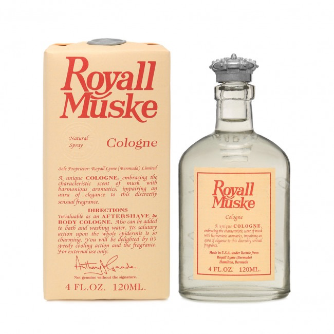 Australia Royall Musk Natural Spray - 120ml