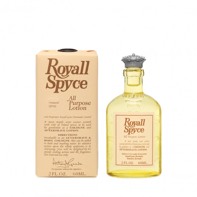 Australia Royall Spyce Splash - 60ml